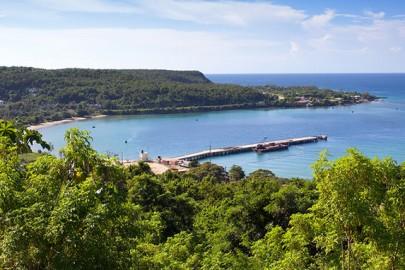 westmoreland jamaica coastline